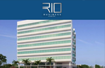 RIO IMÓVEIS RJ - Rio Business Center - Lojas e Salas Comerciais (escritórios) à venda na Curicica, Estrada dos Bandeirantes, Rio de Janeiro - RJ.