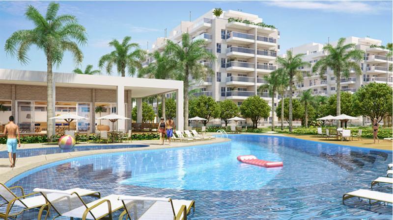 Rio marina resort empreendimento residencial im veis residenciais rio marina resort - Agora piscina latina ...