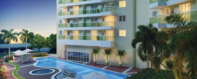 RJ Imóveis | Rio Stay Residence, Residencial com Serviços, apartamentos de 2 quartos à venda na Barra, Rio de Janeiro