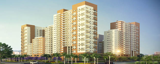 Apartamentos 4, 3, 2 e 1 Quartos com até 4 Suítes a venda na Barra da Tijuca - Centro Metropolitano, Rio de Janeiro - RJ.