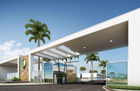 RJ Imóveis | Solaris Residencial Clube - Lotes/Terrenos à venda em Barra de Maricá, Estrada dos Cajueiros, Maricá - RJ.