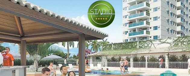 Vendemos Imóveis RJ | Stadio Residencial, Apartamentos de 3 e 4 quartos  à Venda na Rua das Oficinas, 174 - Engenho de Dentro, Rio de Janeiro - RJ.