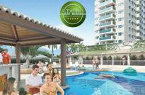 RJ Imóveis | Stadio Residencial - Apartamentos de 3 e 4 quartos  à Venda na Rua das Oficinas, 174 - Engenho de Dentro, Rio de Janeiro - RJ.