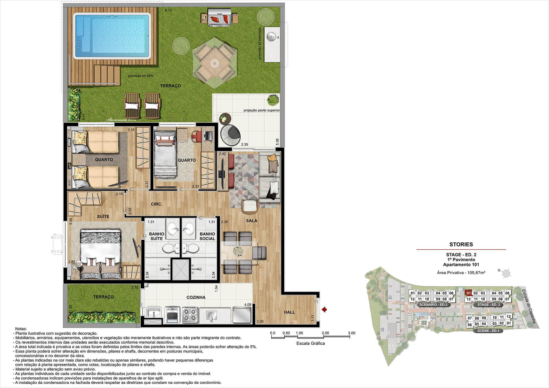 63cda9ab3c Formulário de Contato - Stories Residence