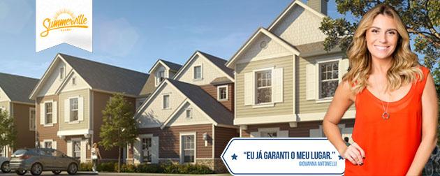 Vendemos Im�veis RJ | Summerville Resort, Casas 3, 4 e 5 quartos a venda em Orlando,  N Old Lake Wilson Rd, Kissimmee, FL - USA.