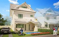 Casas no Recreio dos Bandeirantes - Sunrise House Garden - Casas em Condomínio Fechado com Total segurança e Lazer Completo