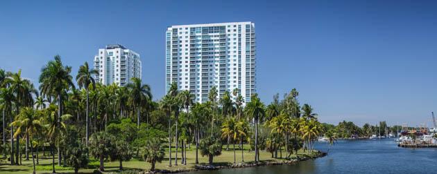 RJ Imóveis | Terrazas River Park Village, Luxuosos Apartamentos 3, 2 e 1 Quartos All Suítes à venda em Miami na Flórida - USA.