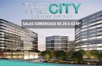 RJ Imóveis | The City Business District Barra - Lojas, salas comerciais, Espaços Corporativos e Hotel à Venda na Barra da Tijuca, Avenida Abelardo Bueno, Rio de Janeiro - RJ