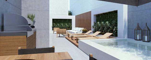 RJ Imóveis | Residencial Timóteo, Apartamentos com 2 Quartos à Venda no Leblon - Zona Sul - RJ