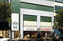 RIO IMÓVEIS RJ - Torre Lidador - Salas Comerciais / Lajes (espaços corporativos) a Venda no Centro do Rio de Janeiro, Rua da Assembléia, Centro - RJ.
