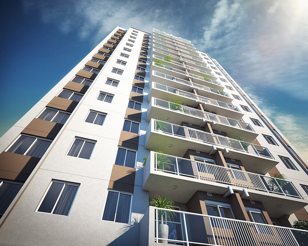 RJ Imóveis | Trend Up Norte - Empreendimento Residencial