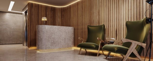 Tríade Ipanema Exclusivos apartamentos 3 quartos (3 suítes) a venda em Ipanema, Zona Sul - RJ.