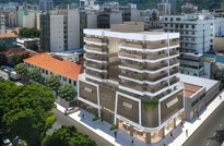 RIO IMÓVEIS RJ - Trio Botafogo Completo - Apartamentos 3 quartos com dependência, vaga e lazer completo a venda em Botafogo.