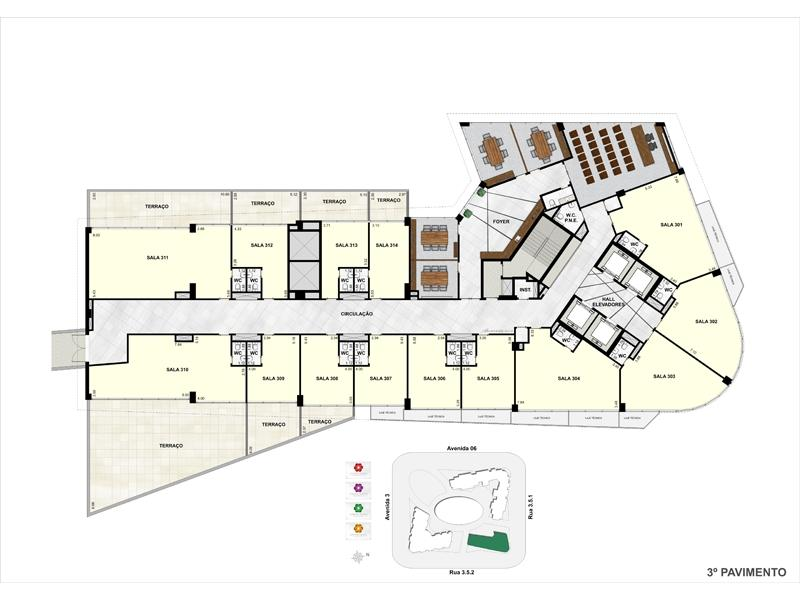 RJ Imóveis | Union Square - Comercial e Residencial
