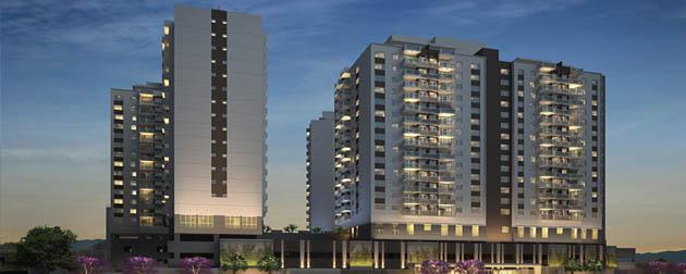 Vendemos Imóveis RJ | Up Norte, Apartamentos de 3 e 2 quartos com suíte, lazer e segurança no Cachambi, Rua Piauí, Zona Norte, Rio de Janeiro - RJ.