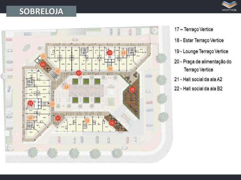 RJ Imóveis   Vertice Mall e Offices - Empreendimento Comercial