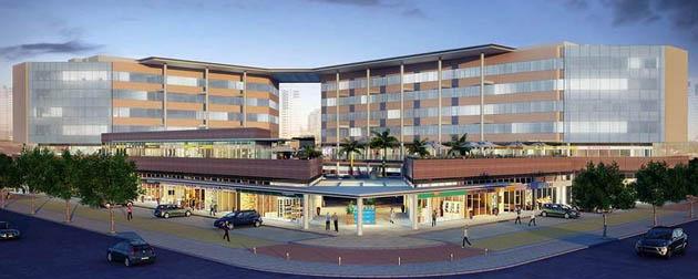 Vendemos Im�veis RJ | Vertice Mall e Offices, Lojas e Salas Comerciais (Escrit�rios) � Venda no Recreio dos Bandeirantes - Condom�nio Bairro Reserva Am�ricas, Rio de Janeiro - RJ.