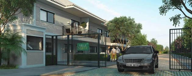 RJ Imóveis | Ville Verte Residências, Condomínio de casas em Vargem Grande, 3 suítes e lazer completo. RJ