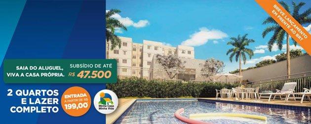 RJ Imóveis | Viva Vida Zona Oeste, Apartamentos de 2 quartos, lazer e segurança em Santa Cruz, Zona Oeste - RJ.